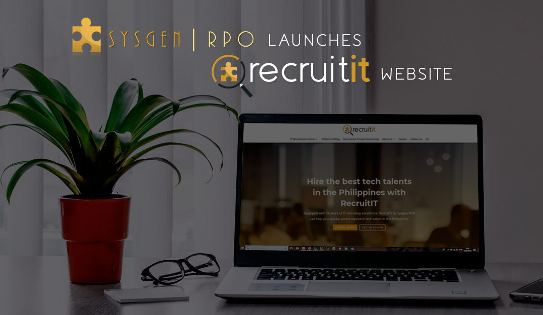 Sysgen RPO Launches RecruitIT Website